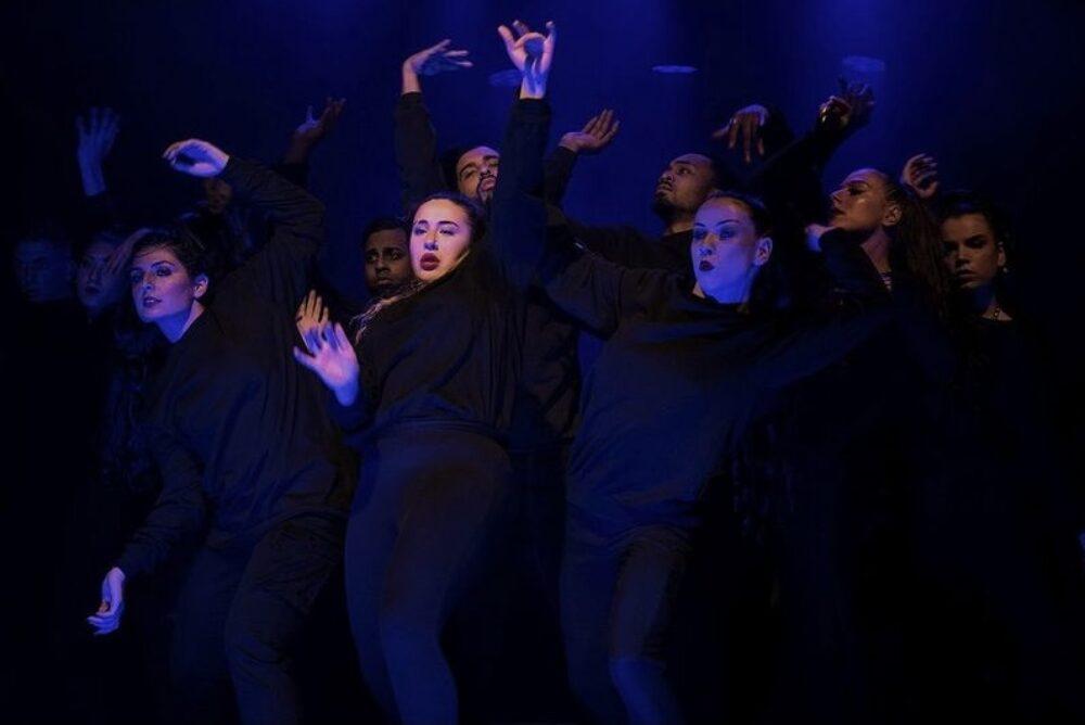 Afsluiting dansshow: The Next Generation