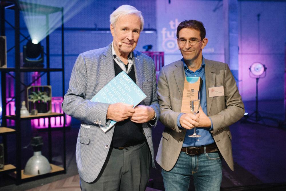 Winnaar Jan Terlouw Innovatieprijs 2021